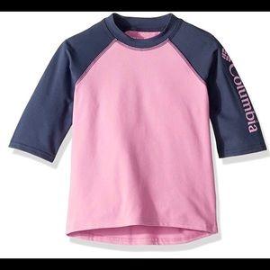 Youth NWT Columbia sun 🌞 shirt!